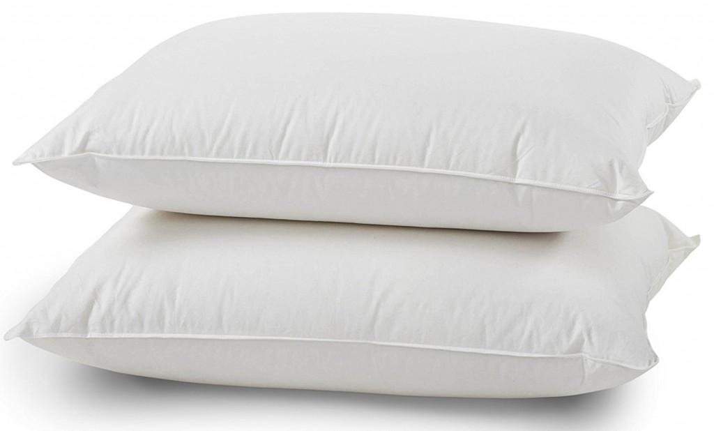 Superior White Goose Down Pillow 650 Fill Power