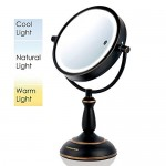 Oil Rubbed Bronze Vanity Mirror
