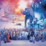 Star Wars Wall Murals